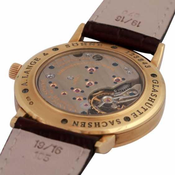 A. LANGE & SÖHNE 1815 On & Ab men's watch, Ref. 221.021. - photo 6