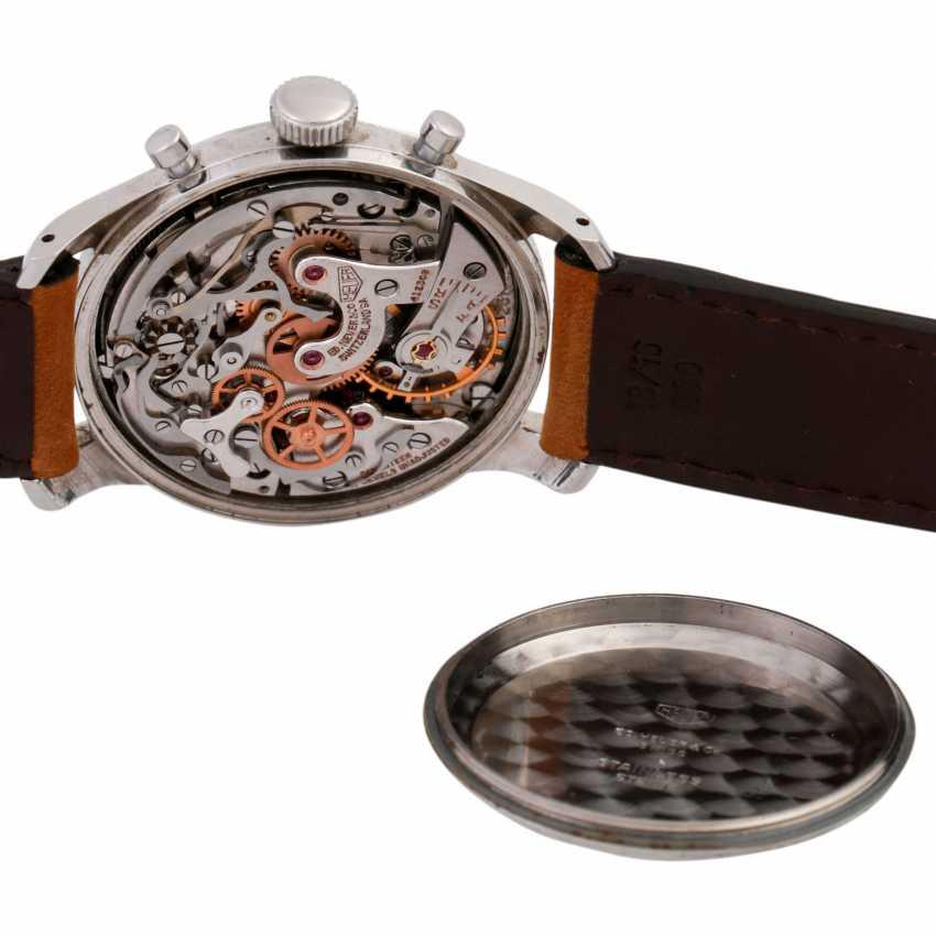 HEUER Pre-Carrera Chronograph men's watch, CA. 1950s. - photo 6