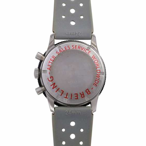 BREITLING Top Time Jumbo Vintage Chronograph watch, Ref. 1765, CA. 1960s. - photo 2