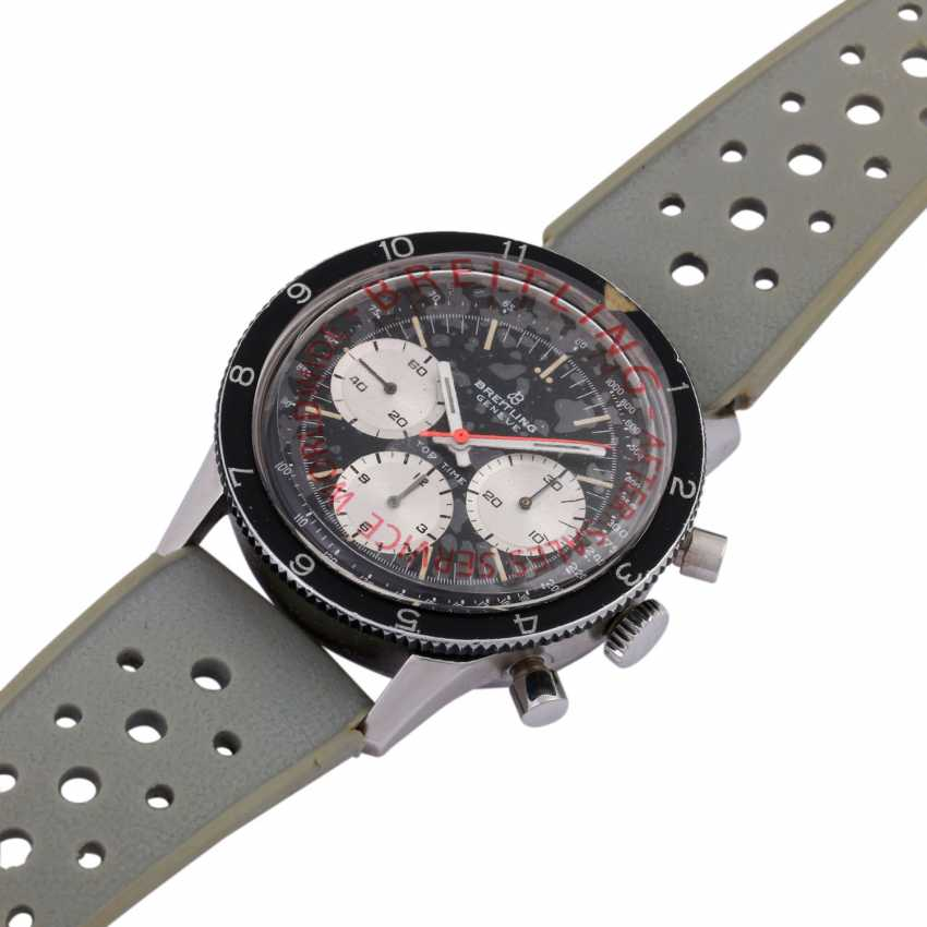 BREITLING Top Time Jumbo Vintage Chronograph watch, Ref. 1765, CA. 1960s. - photo 4
