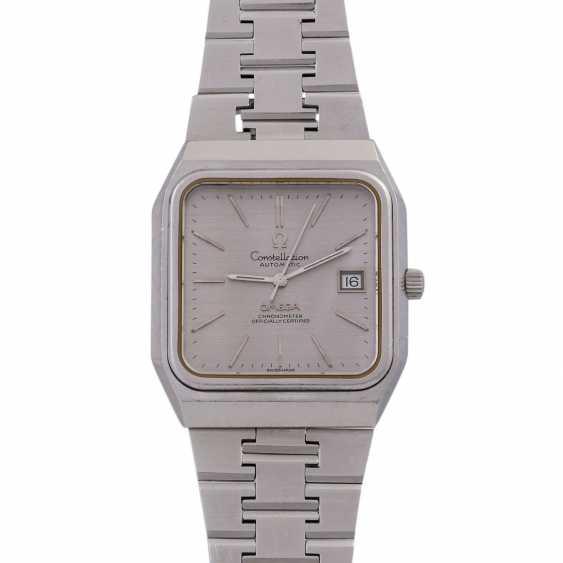 OMEGA Constellation Vintage men's watch, Ref. 168.0062/368.0855, CA. 1970s. - photo 1
