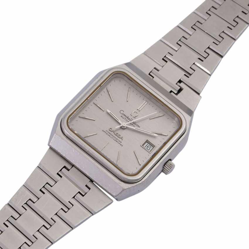OMEGA Constellation Vintage men's watch, Ref. 168.0062/368.0855, CA. 1970s. - photo 4