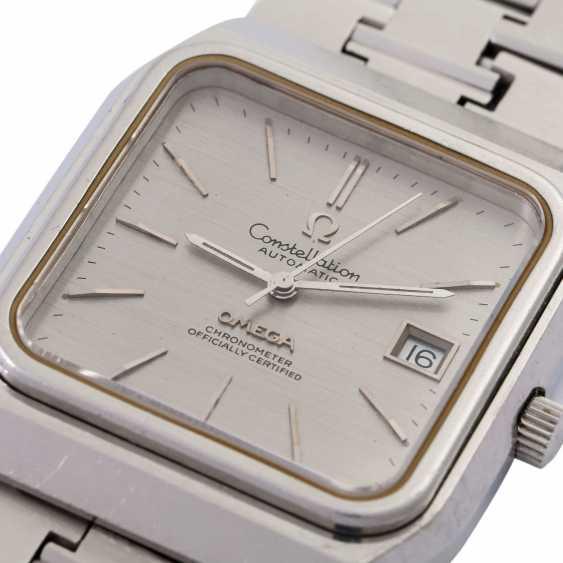 OMEGA Constellation Vintage men's watch, Ref. 168.0062/368.0855, CA. 1970s. - photo 5
