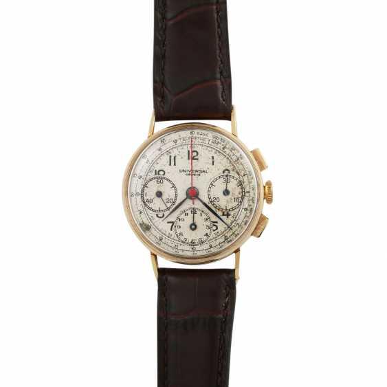 UNIVERSAL GENEVE Vintage Chronograph men's watch, CA. 1950s. - photo 1