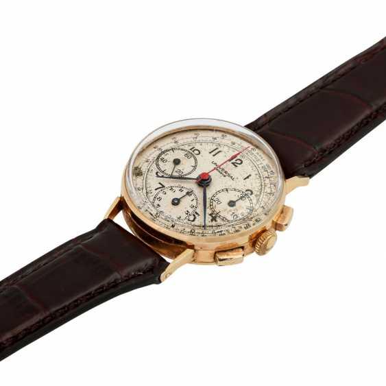 UNIVERSAL GENEVE Vintage Chronograph men's watch, CA. 1950s. - photo 4