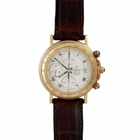 RAYMOND Weil Parsifal Chronograph mens watch, Ref. 10.835, CA. 1990s. - photo 1