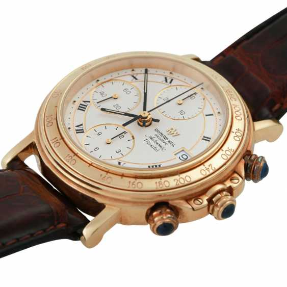 RAYMOND Weil Parsifal Chronograph mens watch, Ref. 10.835, CA. 1990s. - photo 5