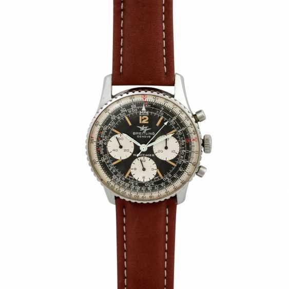 BREITLING Navitimer Vintage Chronograph watch, Ref. 806, CA. 1960/70s. - photo 1