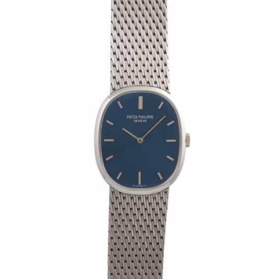PATEK PHILIPPE Ellipse D'or Vintage wristwatch, Ref. 3748/1, CA. 1960/70s. - photo 1