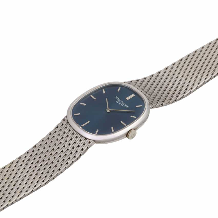 PATEK PHILIPPE Ellipse D'or Vintage wristwatch, Ref. 3748/1, CA. 1960/70s. - photo 4