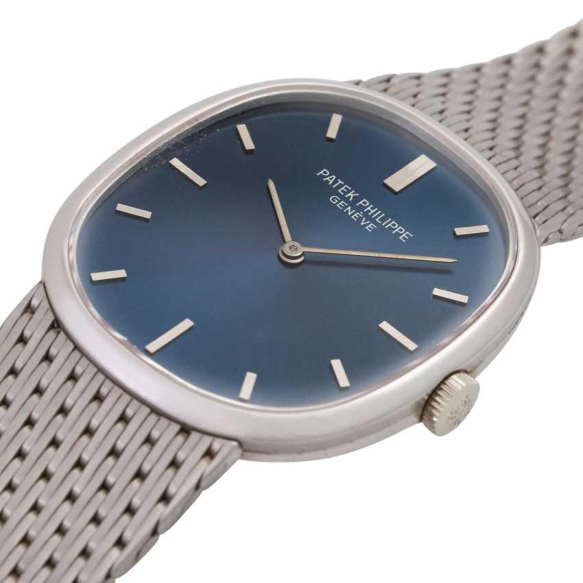 PATEK PHILIPPE Ellipse D'or Vintage wristwatch, Ref. 3748/1, CA. 1960/70s. - photo 5