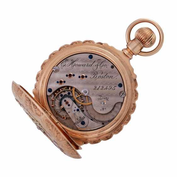 E. HOWARD & co. Boston pocket watch, USA around 1900. - photo 4