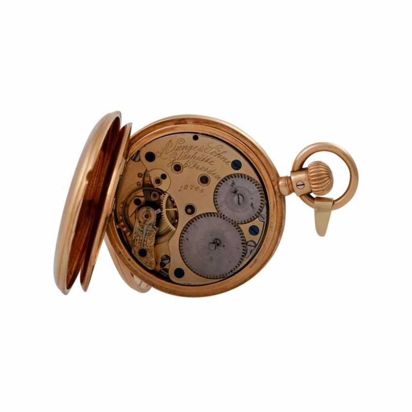 A. LANGE & SÖHNE ladies pocket watch, CA. 1875. - photo 4