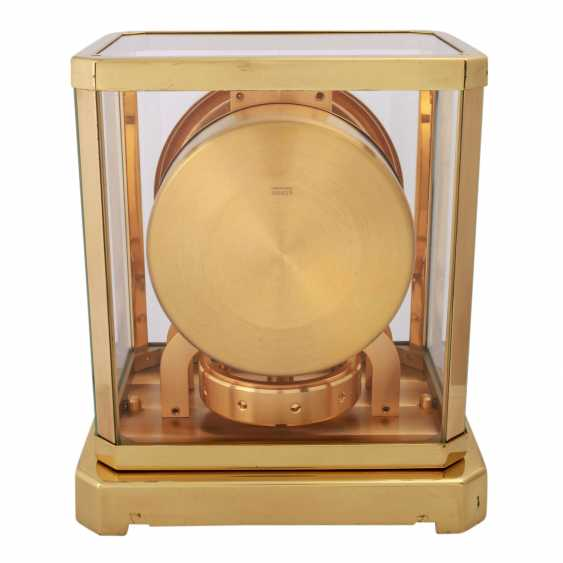 JAEGER LE COULTRE Atmos Desk clock, Ref. 5902, C. 1940/50s. - photo 5