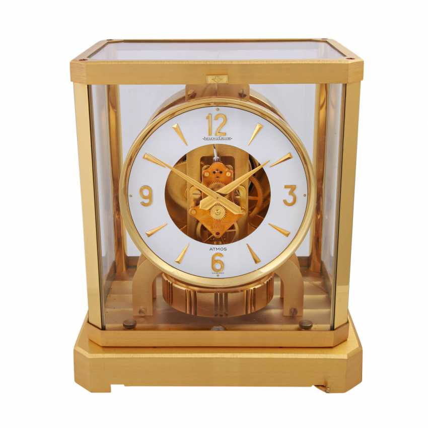 JAEGER LE COULTRE Atmos VIII Classic table clock, Ref. 5800. - photo 1