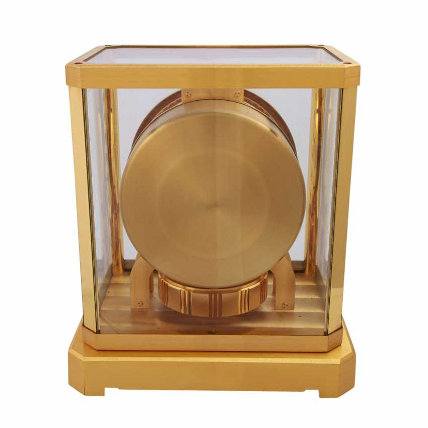 JAEGER LE COULTRE Atmos VIII Classic table clock, Ref. 5800. - photo 3