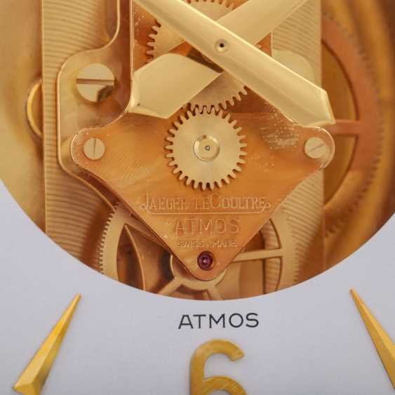 JAEGER LE COULTRE Atmos VIII Classic table clock, Ref. 5800. - photo 6
