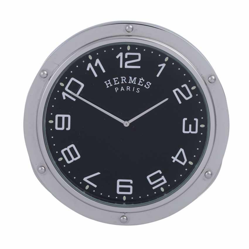 HERMÈS Clipper table clock / travel alarm clock, Ref. PE-CL 1.710. - photo 1