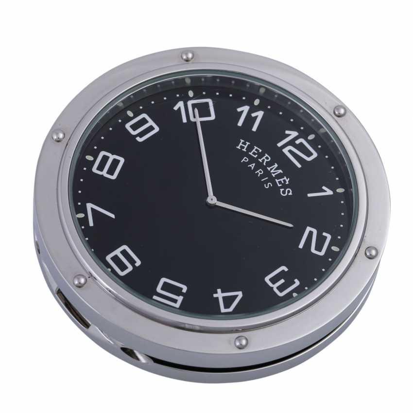 HERMÈS Clipper table clock / travel alarm clock, Ref. PE-CL 1.710. - photo 2