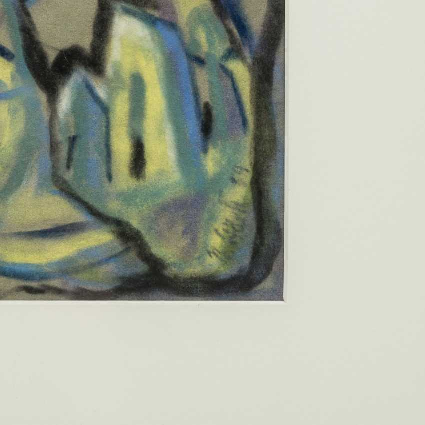 "STÄRK, BRUNO (1894-1979), ""composition"", - photo 3"