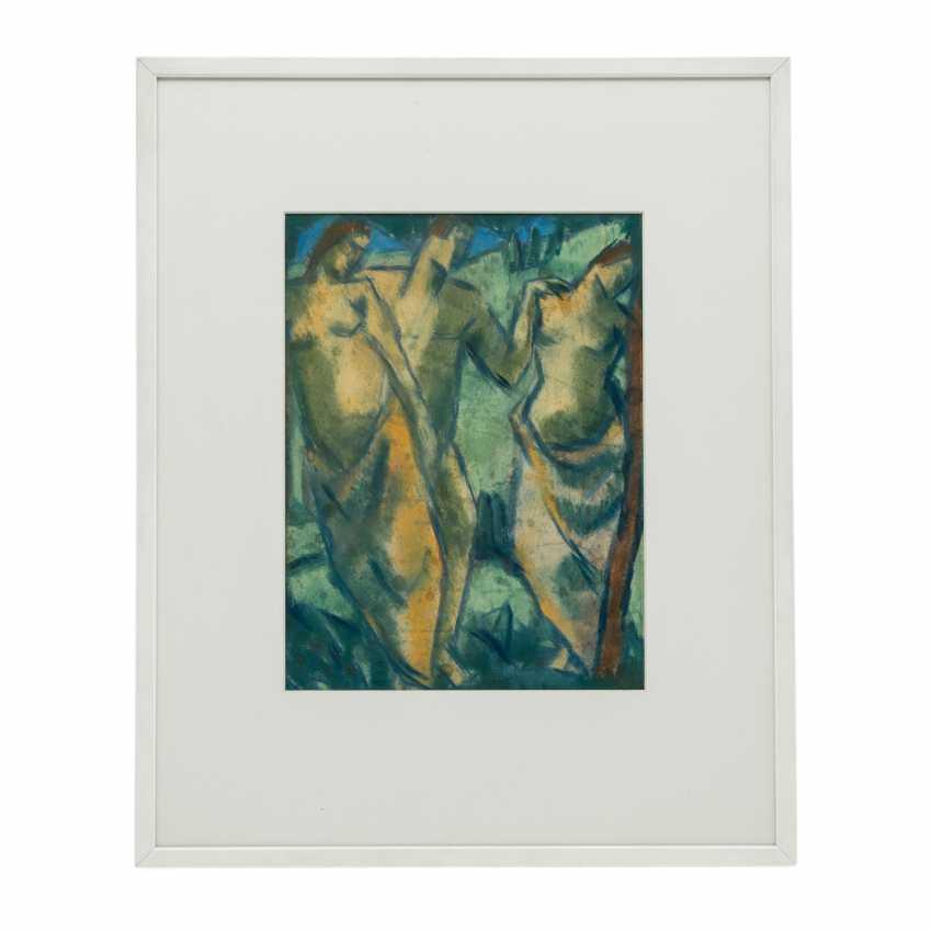 """DEICHER, LUISE (1891-1973), """"bather"""", - photo 2"""