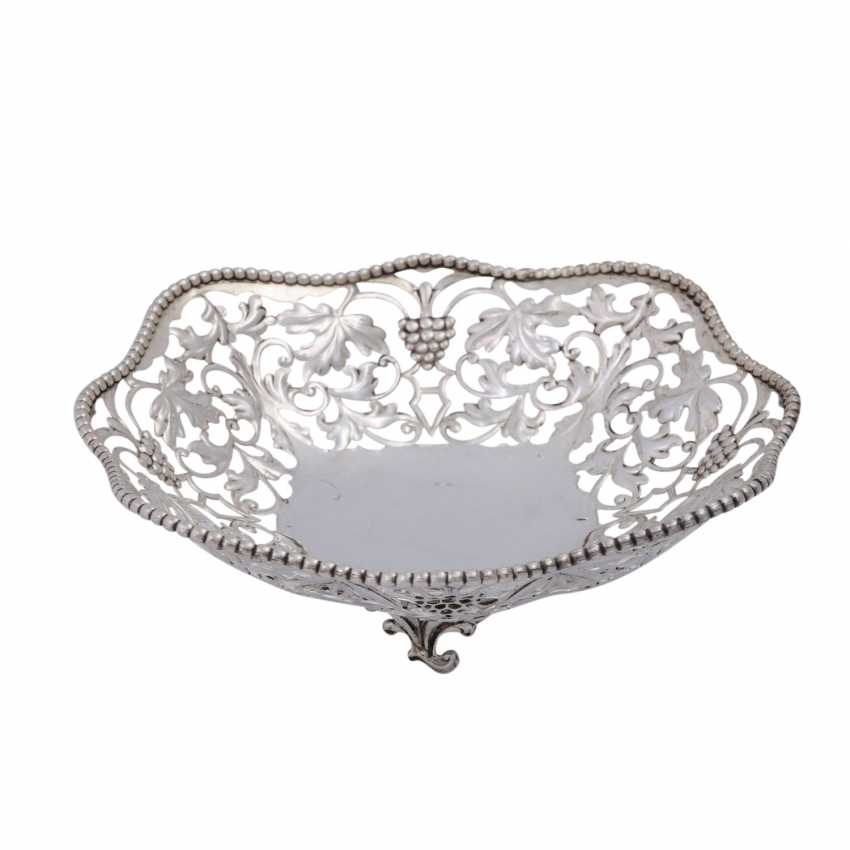 ITALY 2-piece bowls Set, 925 sterling silver, 20. Century. - photo 3
