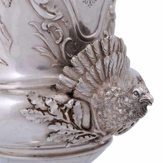 WIEN lid Cup, 800 silver, around 1891. - photo 6