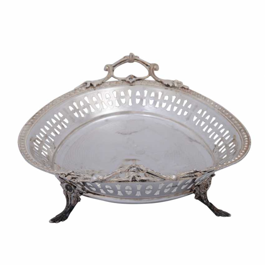 Probably HANAU, shell, silver, around 1900. - photo 3