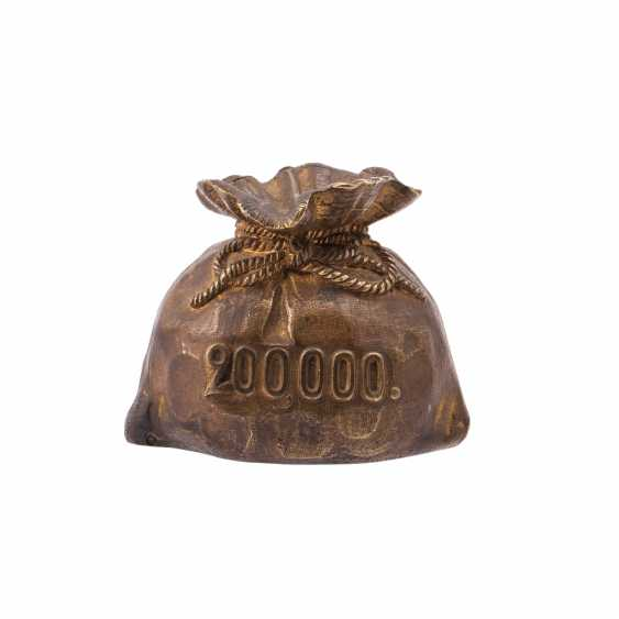 The Russian Treasury in the form of a bag - photo 1