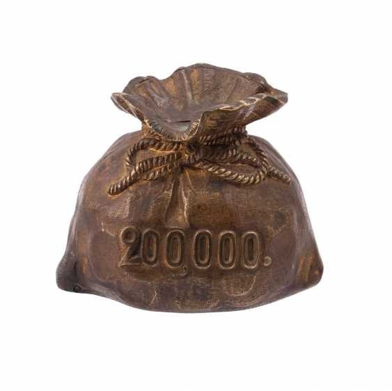 The Russian Treasury in the form of a bag - photo 2