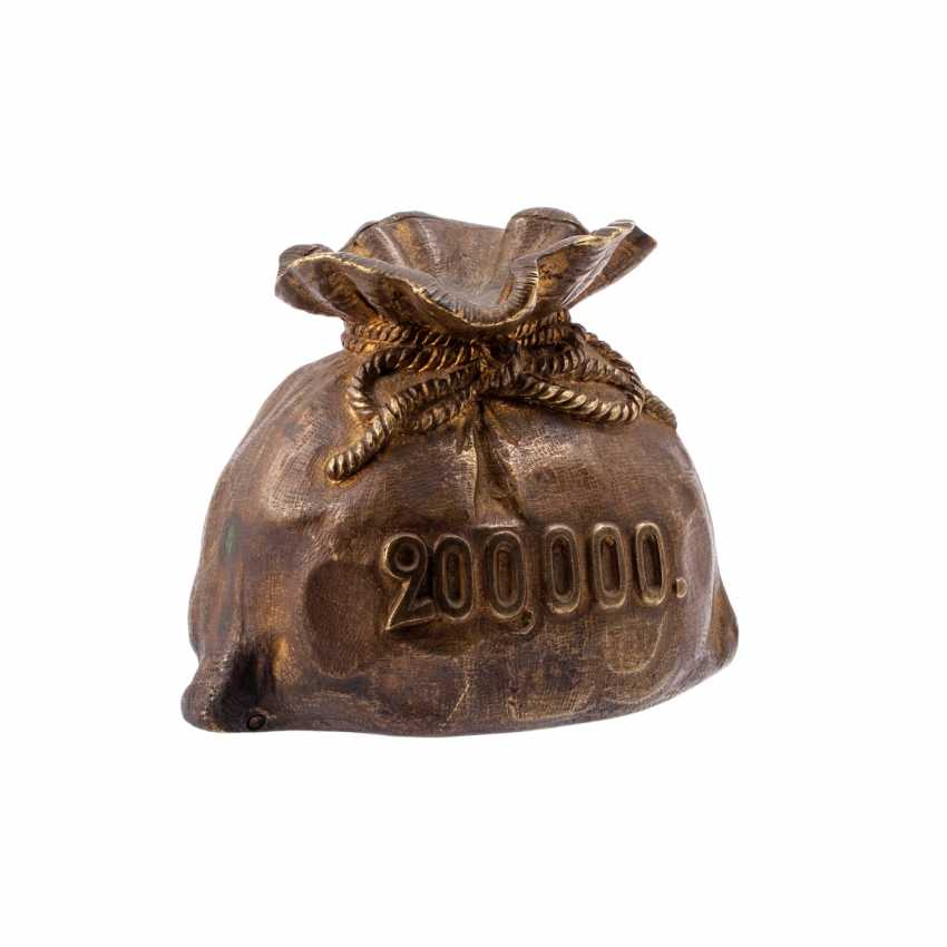 The Russian Treasury in the form of a bag - photo 3