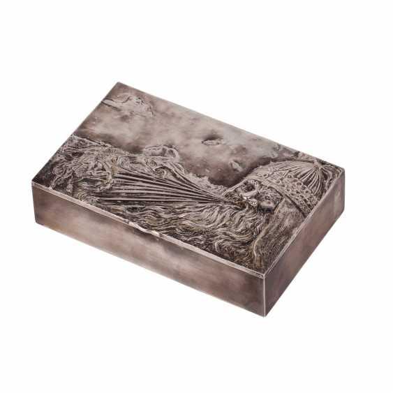 "Cigar box ""Nightingale the robber"" - photo 1"