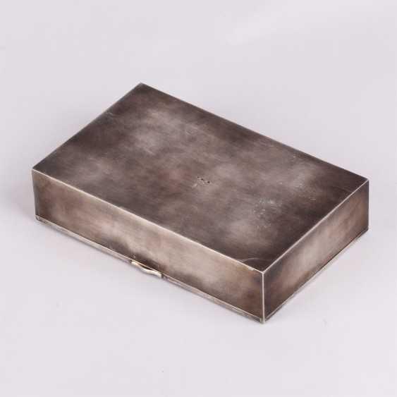 "Cigar box ""Nightingale the robber"" - photo 3"