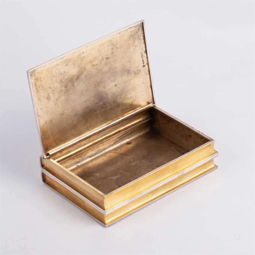 Cigar box in book form - photo 2