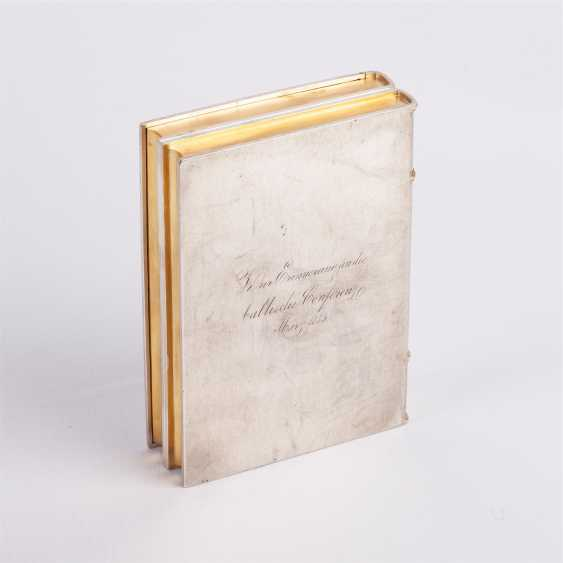 Cigar box in book form - photo 3