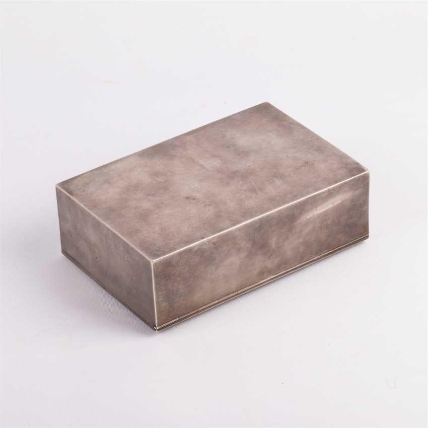 Cigar box art Nouveau - photo 3