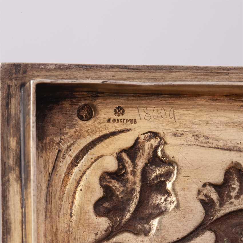 Cigar box art Nouveau - photo 4