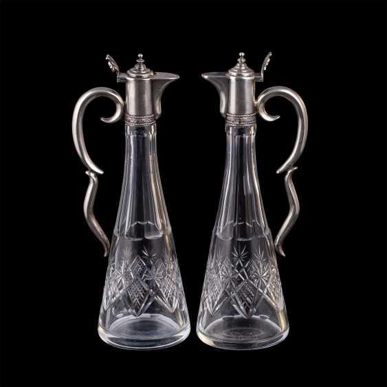 A couple of Russian decanters - photo 1
