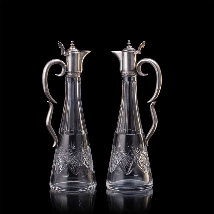 A couple of Russian decanters - photo 2