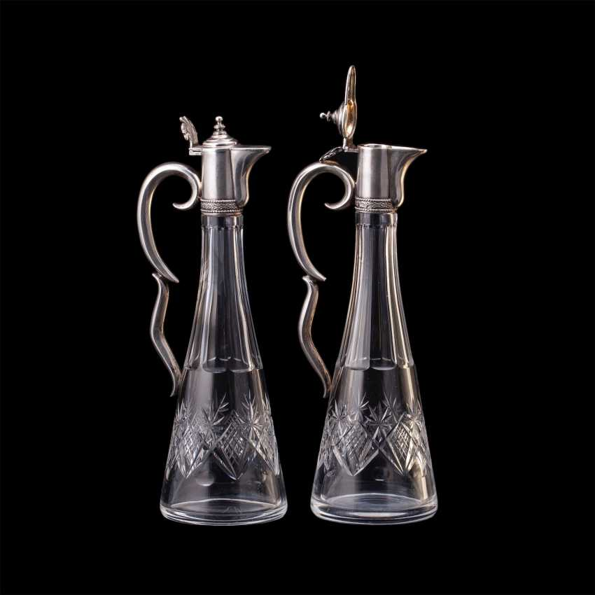 A couple of Russian decanters - photo 3