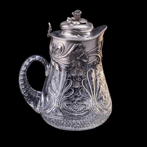 Very rare large jug. Faberge - photo 2