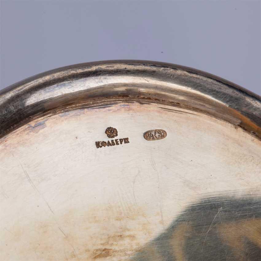 Very rare large jug. Faberge - photo 4