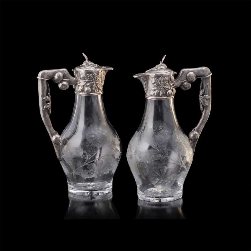 A couple of Russian decanters. Lorie - photo 1