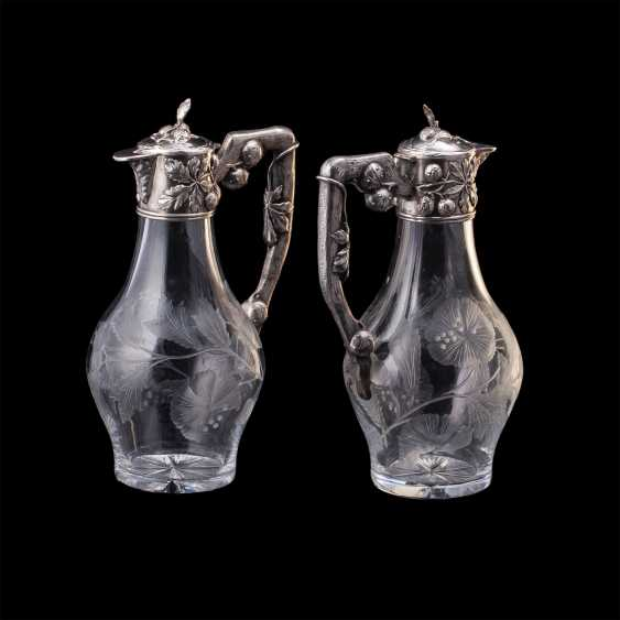 A couple of Russian decanters. Lorie - photo 2