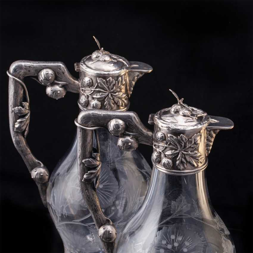 A couple of Russian decanters. Lorie - photo 3