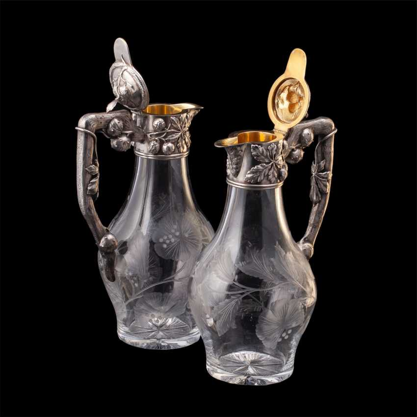 A couple of Russian decanters. Lorie - photo 4