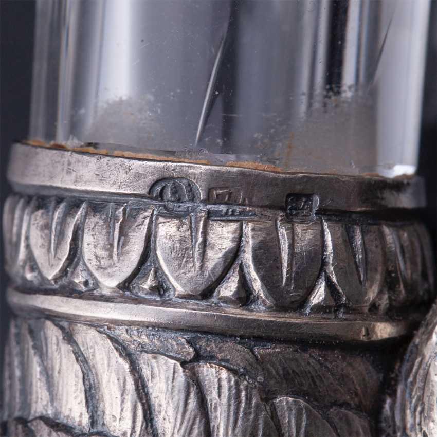 Rare crystal decanter. Seventh Artel - photo 7