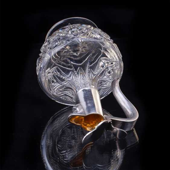 Russian small carafe. The second art artel - photo 3