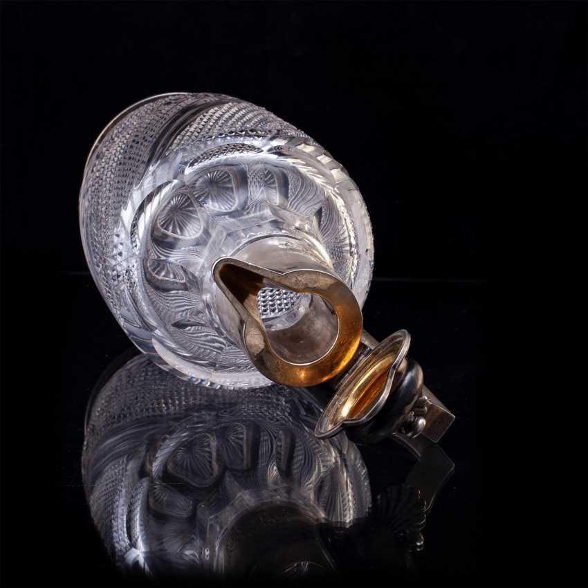 Russe de cristal carafe. Pétersbourg - photo 6