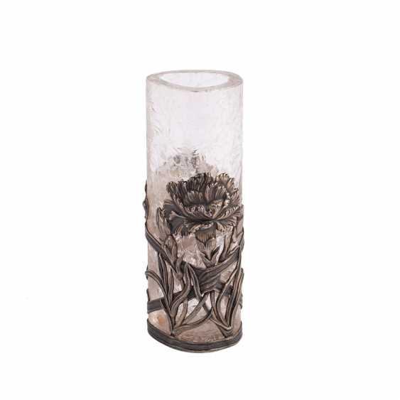 Decorative vase in the art Nouveau style - photo 1